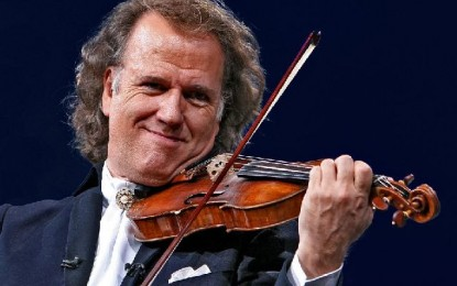 Concert Andre Rieu la Oradea Shopping City