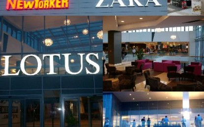 Sushi, bowling, chinese food și Zara în noua aripă a Lotus Center (FOTO/VIDEO)