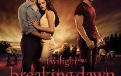 Warner Music lansează coloana oficială The Twilight Saga: Breaking Down part I