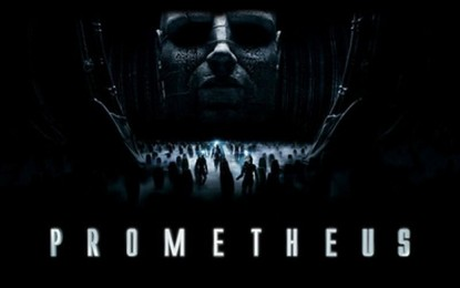 Prometheus 3D în premieră la Cinema Hollywood Multiplex