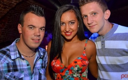 FOTO: MEGA PARTY în Club Escape, 14-15 septembrie 2012