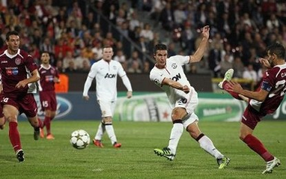 CFR Cluj – Manchester United 1-2