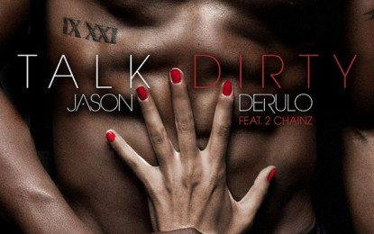HOT! Artistul R'n'B JASON DERULO revine cu un nou album: TALK DIRTY (VIDEO)