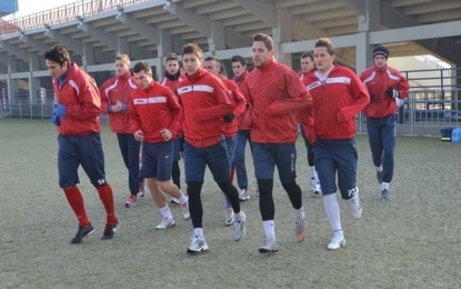 "FC Bihor are program ""amical"""