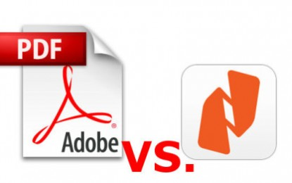 Adobe Reader vs. Nitro PDF