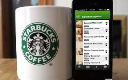 La Starbucks iti incarci telefonul wireless !