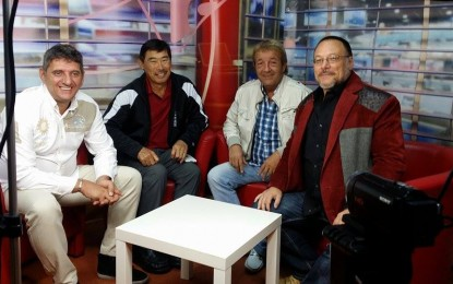 HALL OF FAME IN KARATE –  Victor Mihalcea – moderator