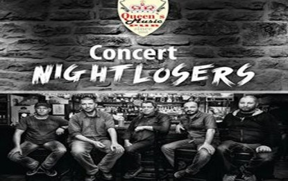 Concert Nightlosers în Queen's!