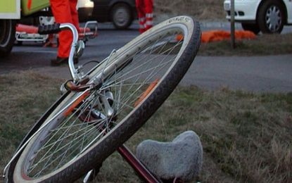 Septuagenar biciclist, accidentat grav la Marghita